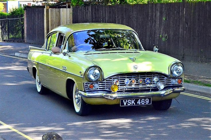 vauxhall cresta - PA  awesome car