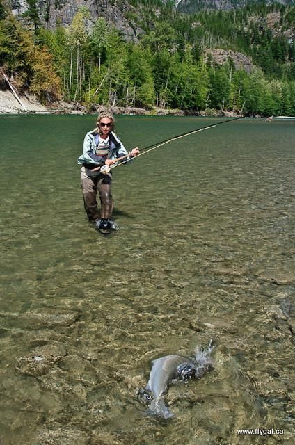 Best 25 girl fishing ideas on pinterest fishing for Girl fishing pole