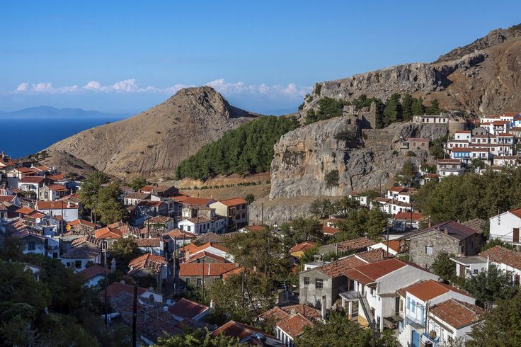 Village of Chora at Samothrace island in Greece - Izzet Keribar/Getty Images