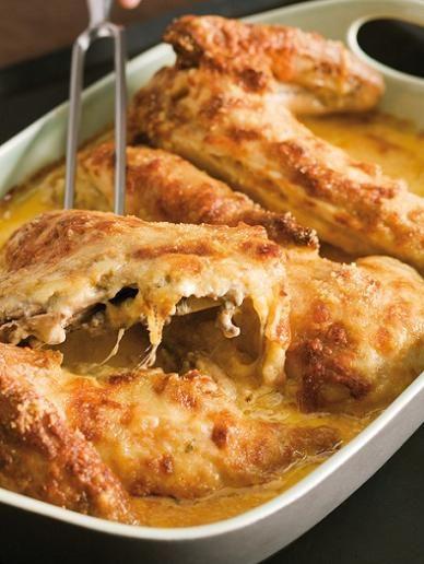 KENWOOD | Ricettario - Pollo ruspante con salsa alla senape di Digione - http://www.complementooggetto.eu/wordpress/kenwood-ricettario-pollo-ruspante-con-salsa-alla-senape-di-digione/