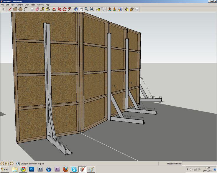 TV Studio – A few Set building Ideas. | Alex Holland's Blog