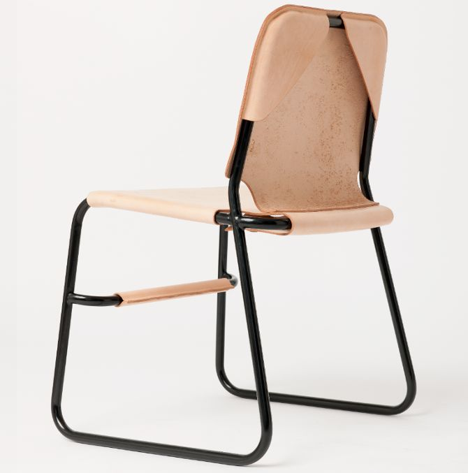 Adam Lynch (July 2014) Tbc1 is the first chair in its growing family of seating. Designed drawing inspiration from Marcel Breuer's Wassily Chair I aimed to exploit the seemingly simple aspects of a tube chair. There's something romantic about how raw leather allows each owner to create their own story; whether it is a coffee …