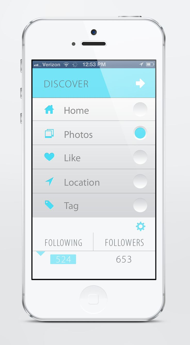 Test Drive - app concept | Designer: Rovane Durso