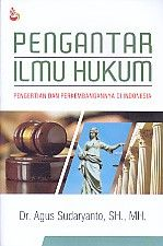 Pengantar Ilmu Hukum.Agus Sudaryanto