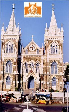 Mount Mary church even  is sited on top of a hill known as 'Sunderban Bandra', which overlooks the mighty Arabian Sea. It is believed that the church has unbelievable healing powers and for this reason, the church is herded by devotees every day.