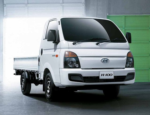 Hyundai H100 2019 Price In Pakistan With Images Hyundai