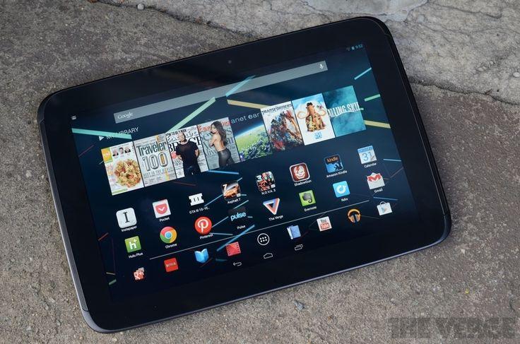 Google Nexus 10 review vrge.co/ViLGSJ