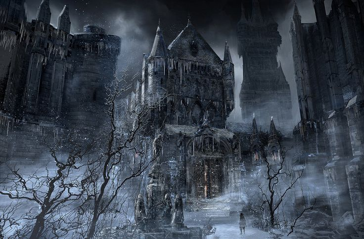 The Art of Bloodborne Sure Is Beautiful