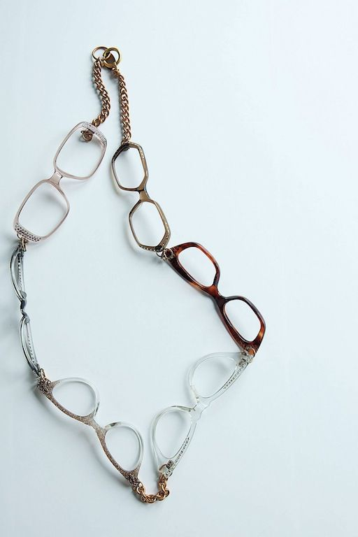Eyeglass Frame Jewelry : 166 best images about vintage jewelry etc on Pinterest