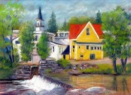 Kingfield is a quintessential Northern New England Village.  Don't miss it.