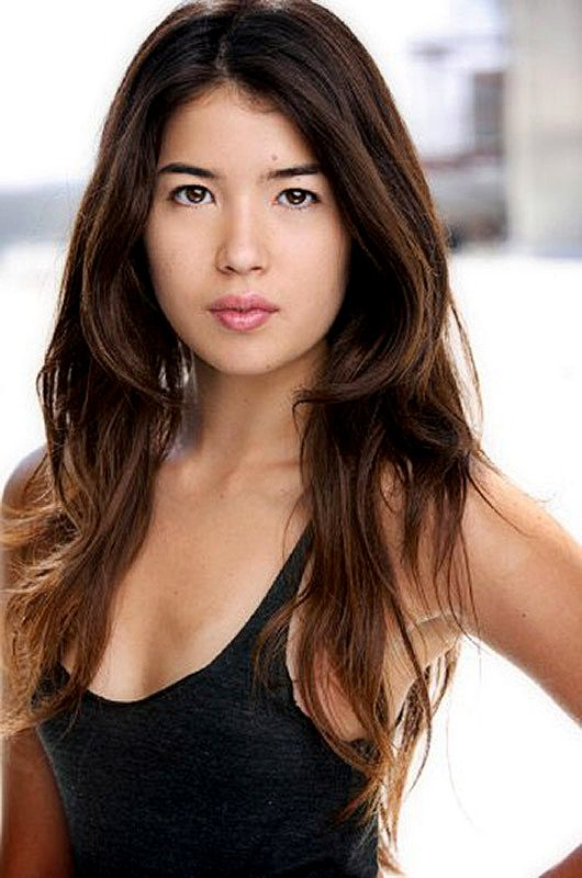 Asian actress in america