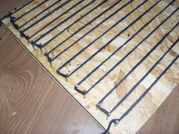 How to make a loom. Diy Loom Tutorial - Step 12