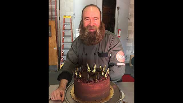 Robert Teddy Cake Artist : Chef Robert Teddy s exxxtreme chocolate cake recipe ...
