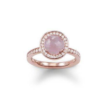 I want this ring! <3 THOMAS SABO Ring Article number: TR1971-417-9 THOMAS SABO Online Shop