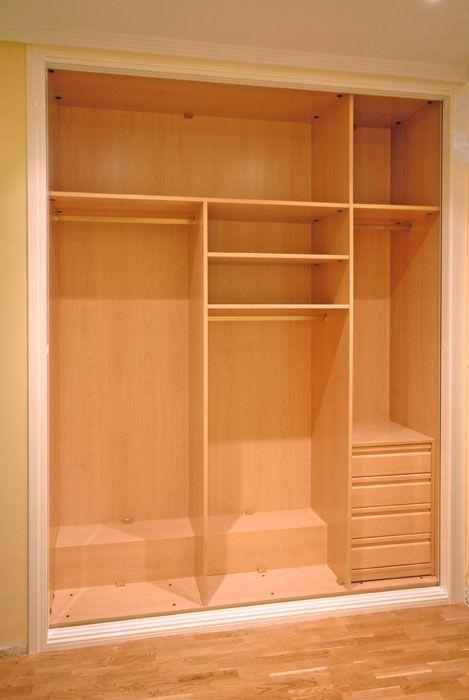 M s de 10 ideas incre bles sobre armarios empotrados a - Armarios de hierro ...