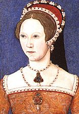 Mary in her youth was famed for a beautiful complexion and petite figure