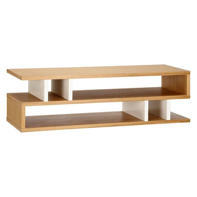 BuyContent by Terence Conran Counterbalance Coffee Table, Oak/White Online at johnlewis.com