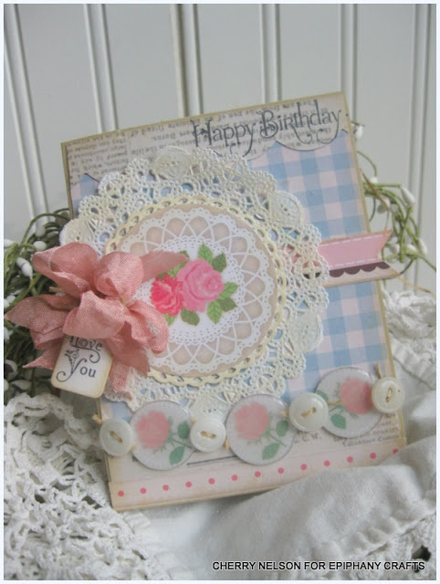 Cherry's Jubilee: My Little Shoebox and Epiphany Crafts...