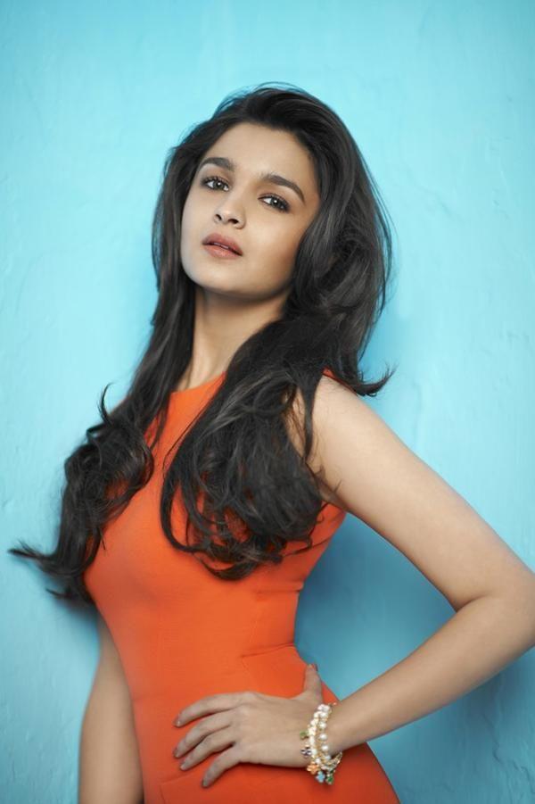 Alia Bhatt Photoshoot for Dharma