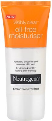 Neutrogena Visibly Clear Oil-free Moisturiser зволожуючий крем