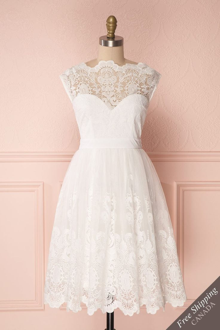 Leotie Ivory from Boutique 1861