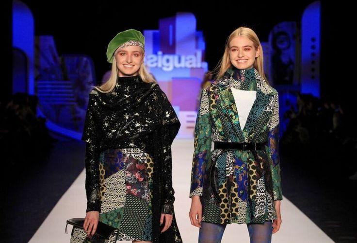 Desigual vestiti inverno 2017: i più belli dalla Sfilata di New York Desigual vestiti inverno 2017 trend