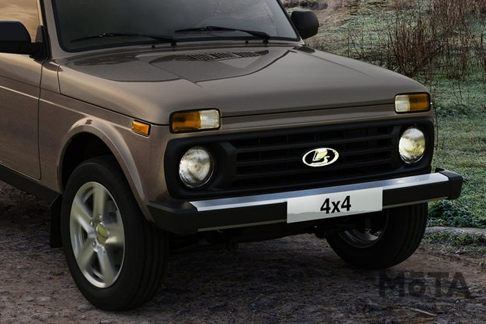 ロシア版ジムニー 新車で買える超クラシカルなロシア車 ラーダ ニーヴァ 特別企画 Mota 2021 ロシア 車 ラーダ ジムニー