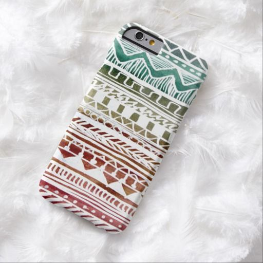 Awesome iPhone 6 Case! Summer Aztec Pattern iPhone 6 Case. It's a completely customizable gift for you or your friends.