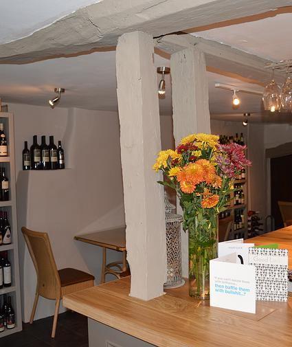 Great new wine bar in Stamford @TheStamfordWineCompany