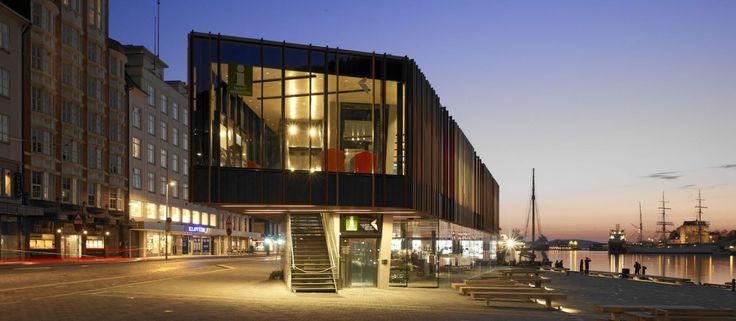 Bergen Tourist Information - Bergen