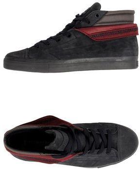 BIKKEMBERGS High-top sneaker on shopstyle.com