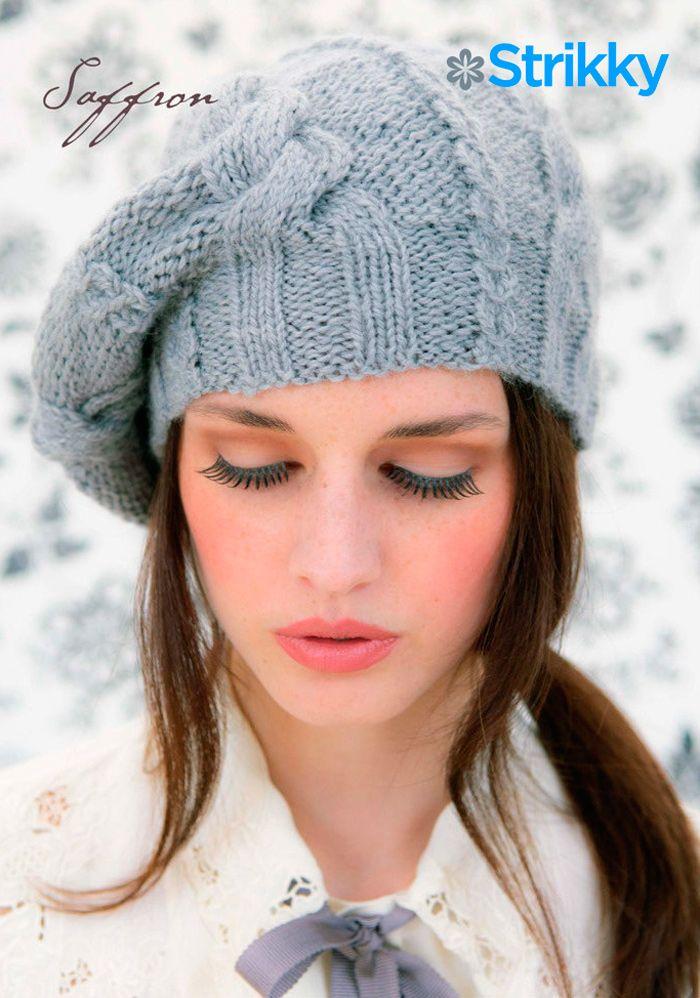 Берет Saffron от Louisa Harding вязаный спицами / Берет данной модели удивляет своей романтичностью. Поскольку дело касается известного американского дизайнера Луизы Хардинг, то удивляться не приходится. Она разрабатывает уникальные модели и виды пряжи для них, тоже удивительные по[...]