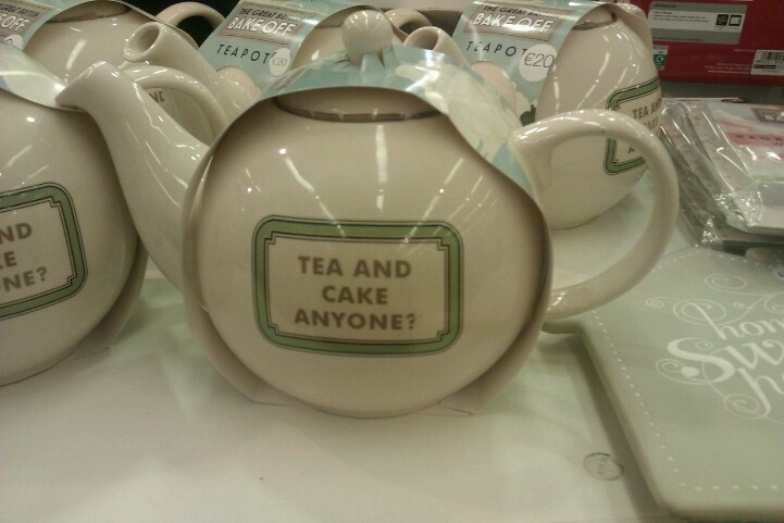 Teapots :) @ Marks and Spensers