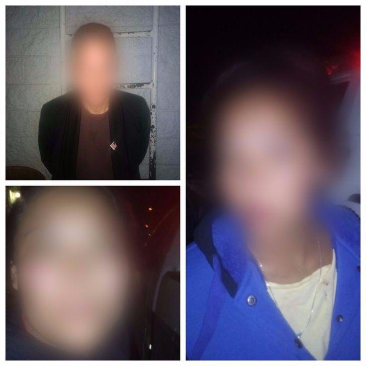 Detienen a 3 por el delito de lesiones y violencia familiar en Juárez; uno golpeó a su pareja al ser descubierto siendo infiel | El Puntero