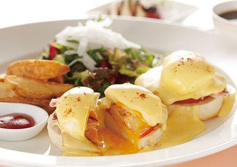大人気の卵料理!本格的エッグベネディクトがお家で作れちゃう~♡ | mery [メリー] - 女の子のためのキュレーションメディア