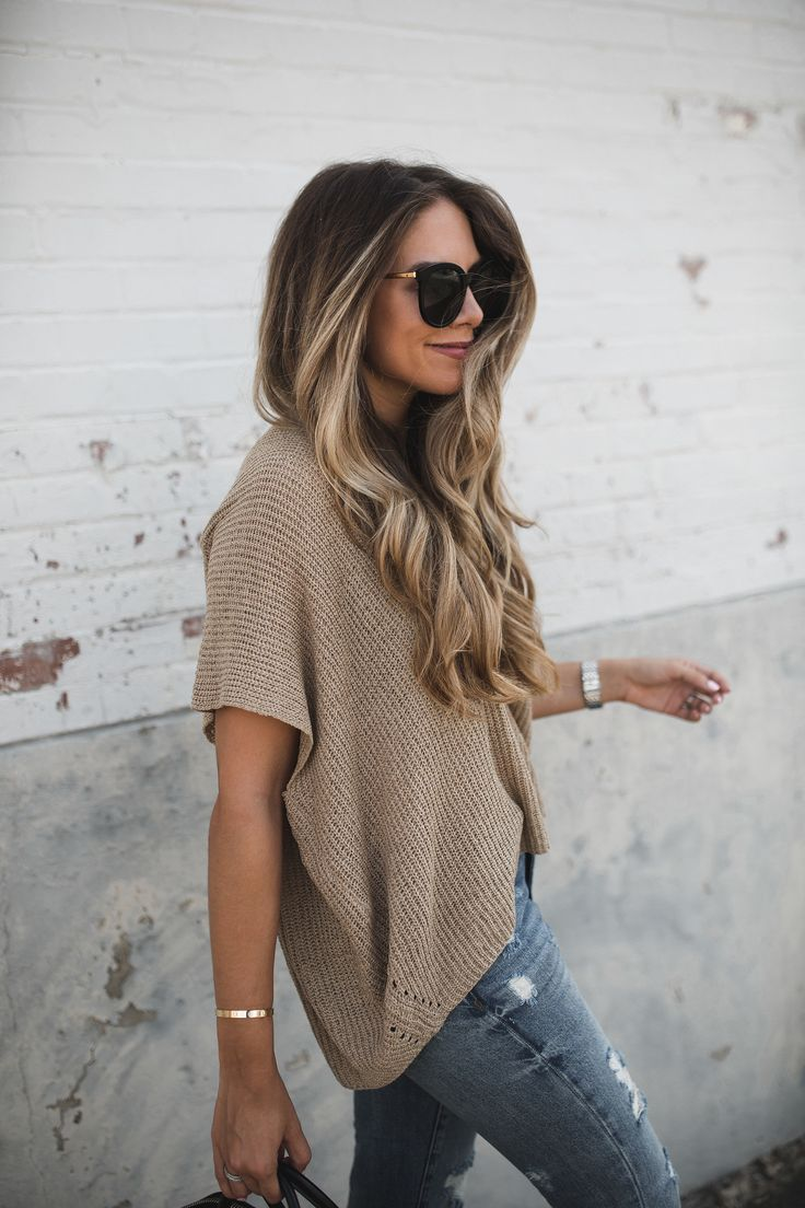 The Perfect Sweater to Wear Now and Later | The Teacher Diva: a Dallas Fashion Blog featuring Beauty & Lifestyle