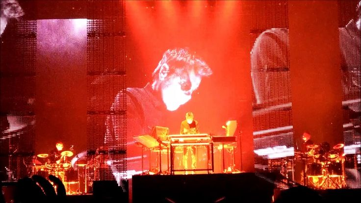 Jean-Michel Jarre - Electronica Tour In Toronto (May 09, 2017)