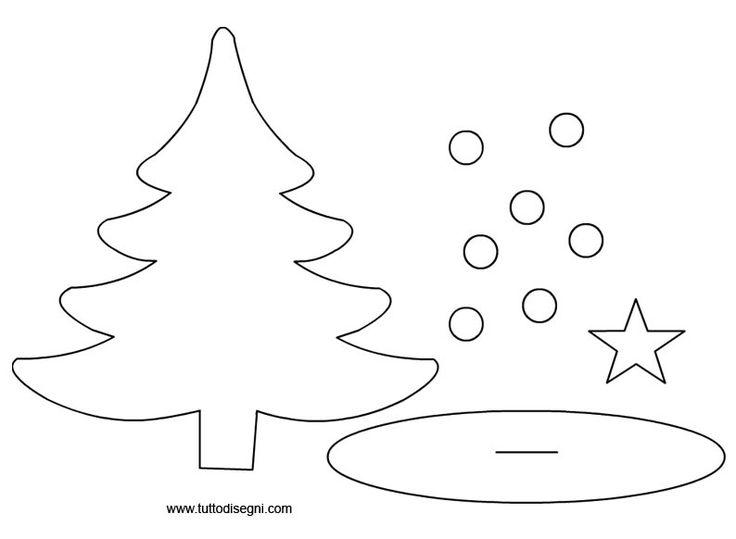 29 best Disegni di Natale da Colorare images on Pinterest