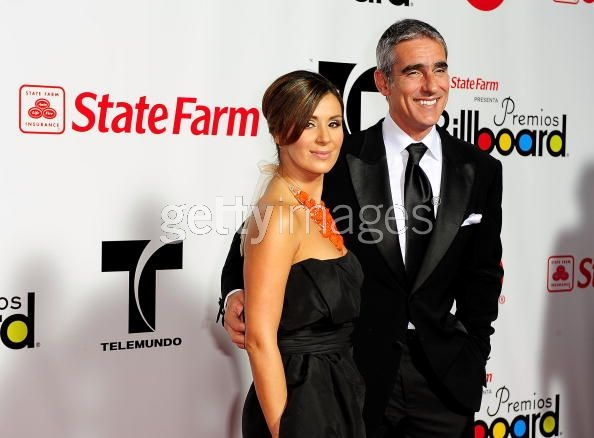 Catherine Siachoque & Miguel Varoni