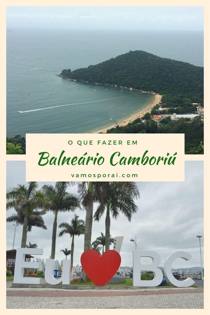 Procurando dicas do que fazer em Balneário Camboriú? A cidade tem muito a oferecer: belas prais, o parque Uniprais, passeio no Navio Pirata e muito mais!