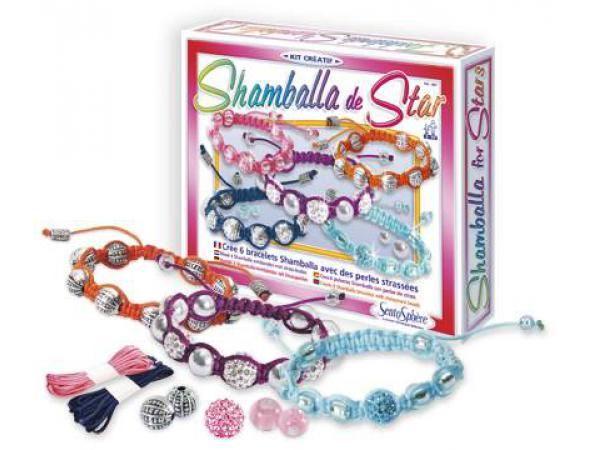 Kit para pulseras Shamballa Star;   ¡Estas pulseras no son nada convencionales!. Se caracterizan por sus cordones trenzados y sus brillantes perlas engarzadas, símbolo de creatividad y originalidad... En   http://www.opirata.com/para-pulseras-shamballa-star-p-25589.html