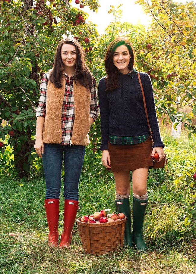 Classy Girls Wear Pearls: As American as Apple Pie