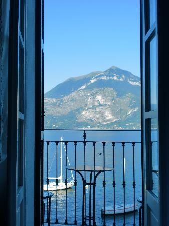 Albergo Milano Hotel & Apartments: Lake como bed and breakfast