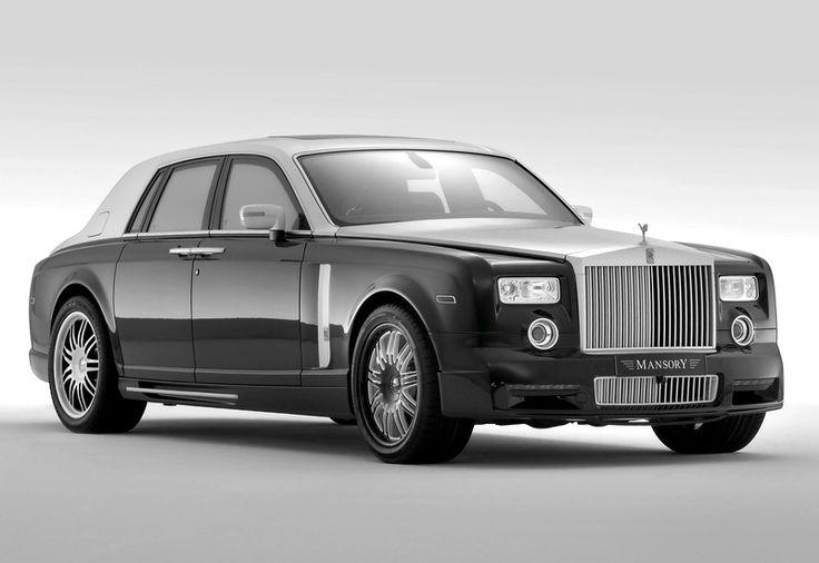 2007 Rolls-Royce Phantom Mansory Conquistador $1,000,000