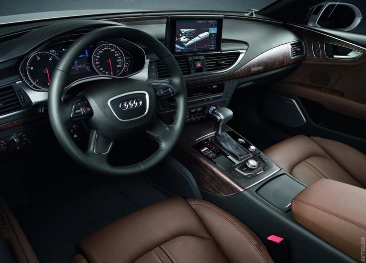 2011 Audi A7 Sportback #NougatBrown