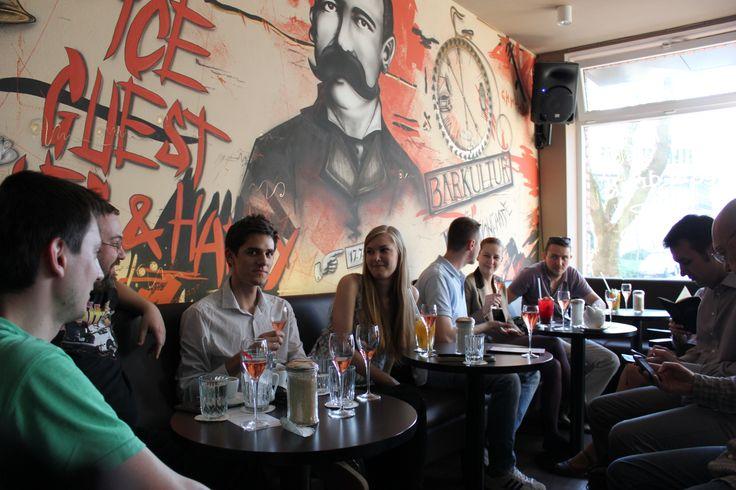 People @ Foursquare Day Nitra 2013 #socialmedia #slovakia