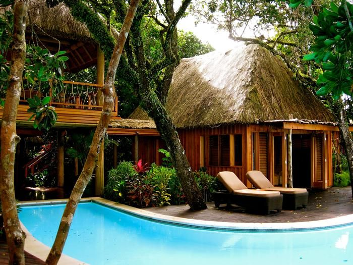 Civa villa at namale resort fiji with private plunge pool for New england honeymoon packages