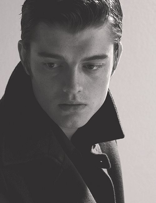 Sam Riley was totally perfect in Maleficent as Diaval.