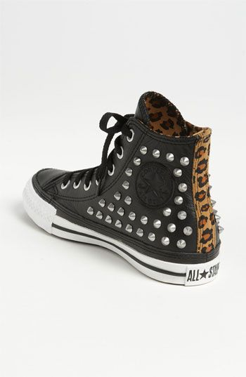 Converse Chuck Taylor® All Star® Studded High Top Sneaker | Nordstrom