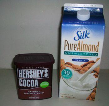 Almond Milk Cocoa